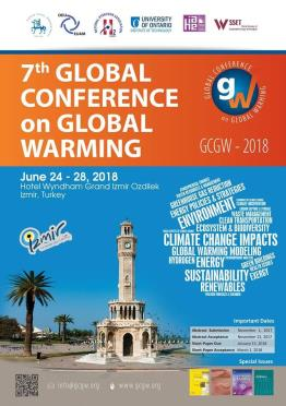 7th Global Conference on Global Warming